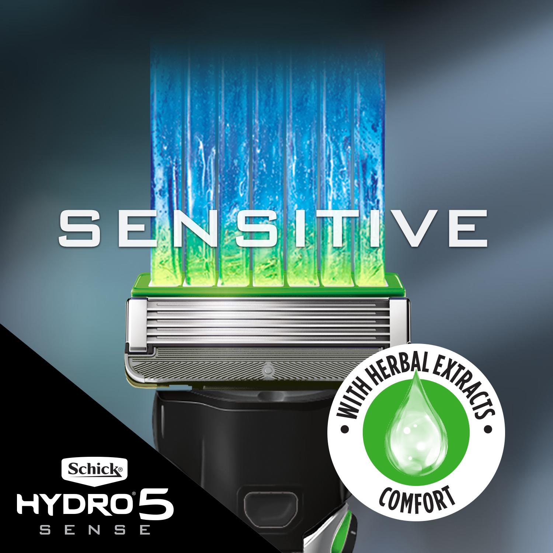 Sensitive Skin Formula - Uniquely designed, sensitive Comfort Gel, with herbal extracts, comfort skin.