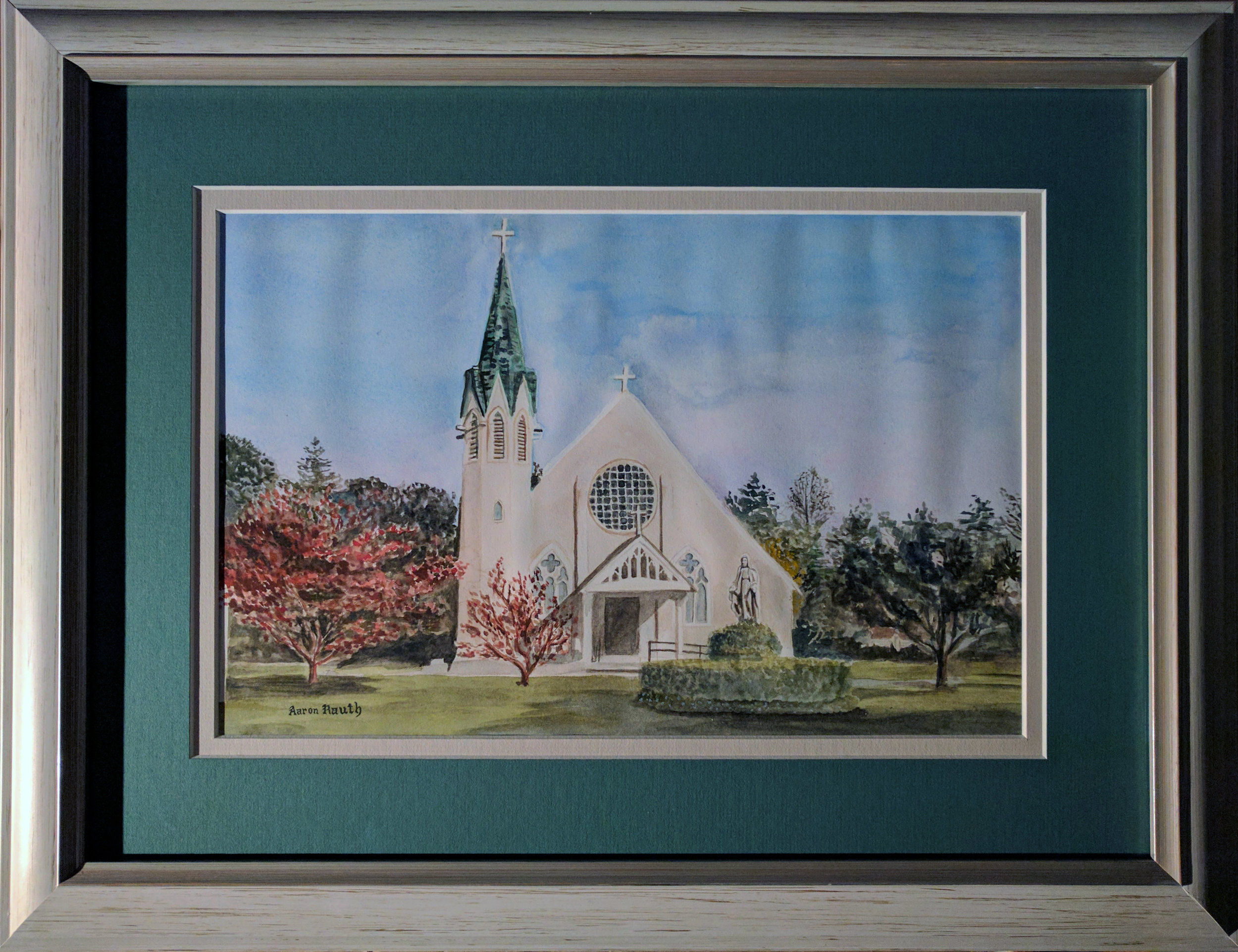 Saint John The Evangelist, Center Moriches, NY.