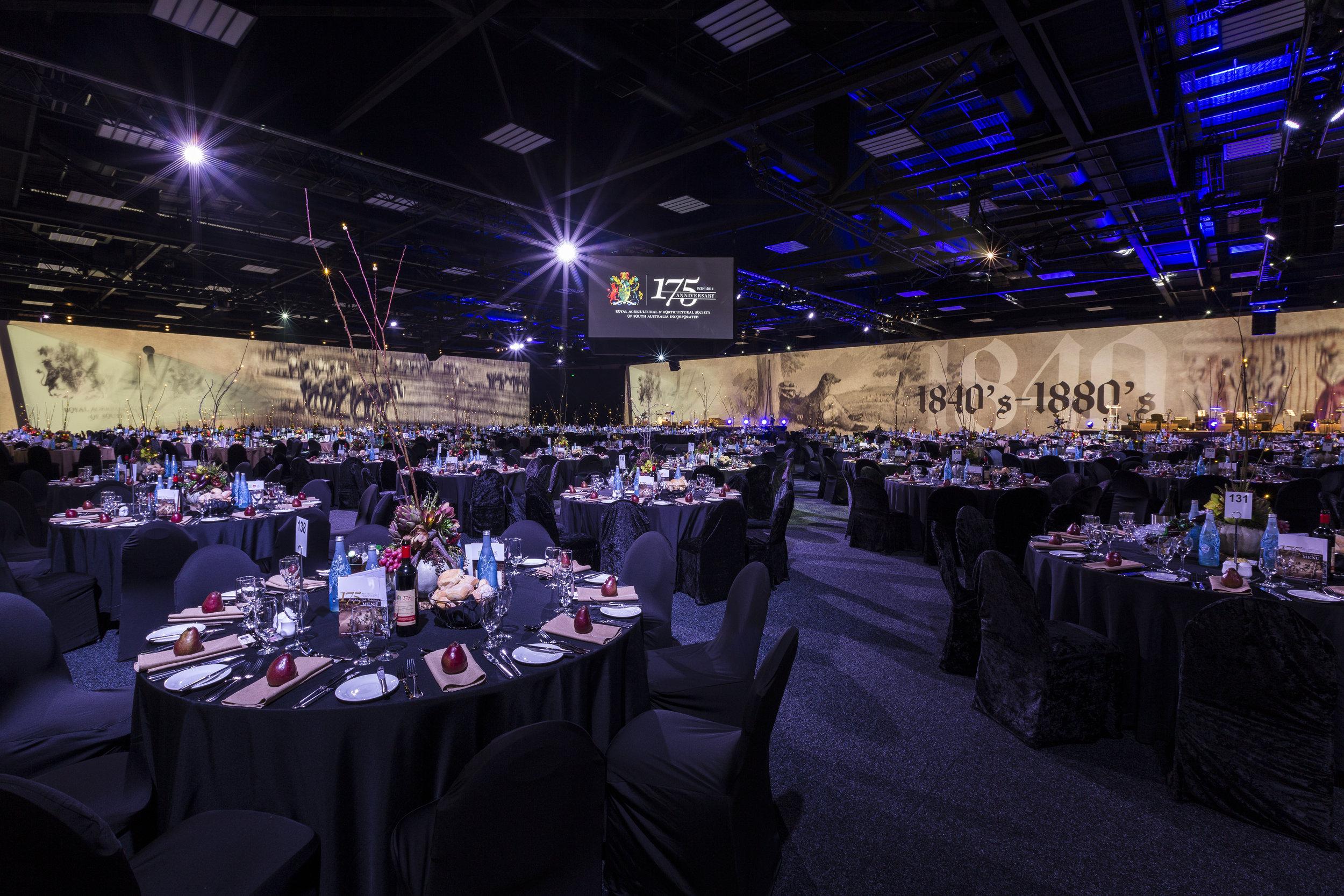 RA&HSS 175th Anniversary Gala