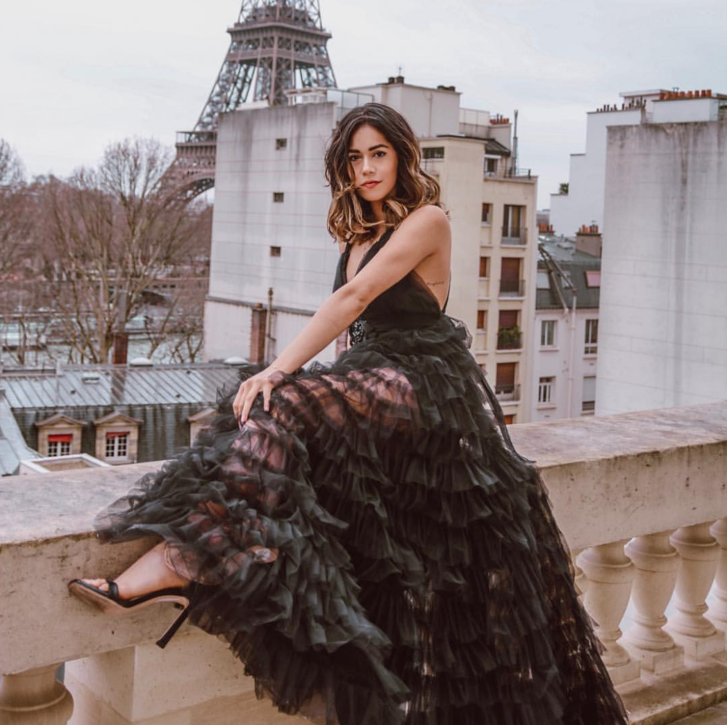 Luisa Fernanda Islas  en @alersundi |  #PickMeSara