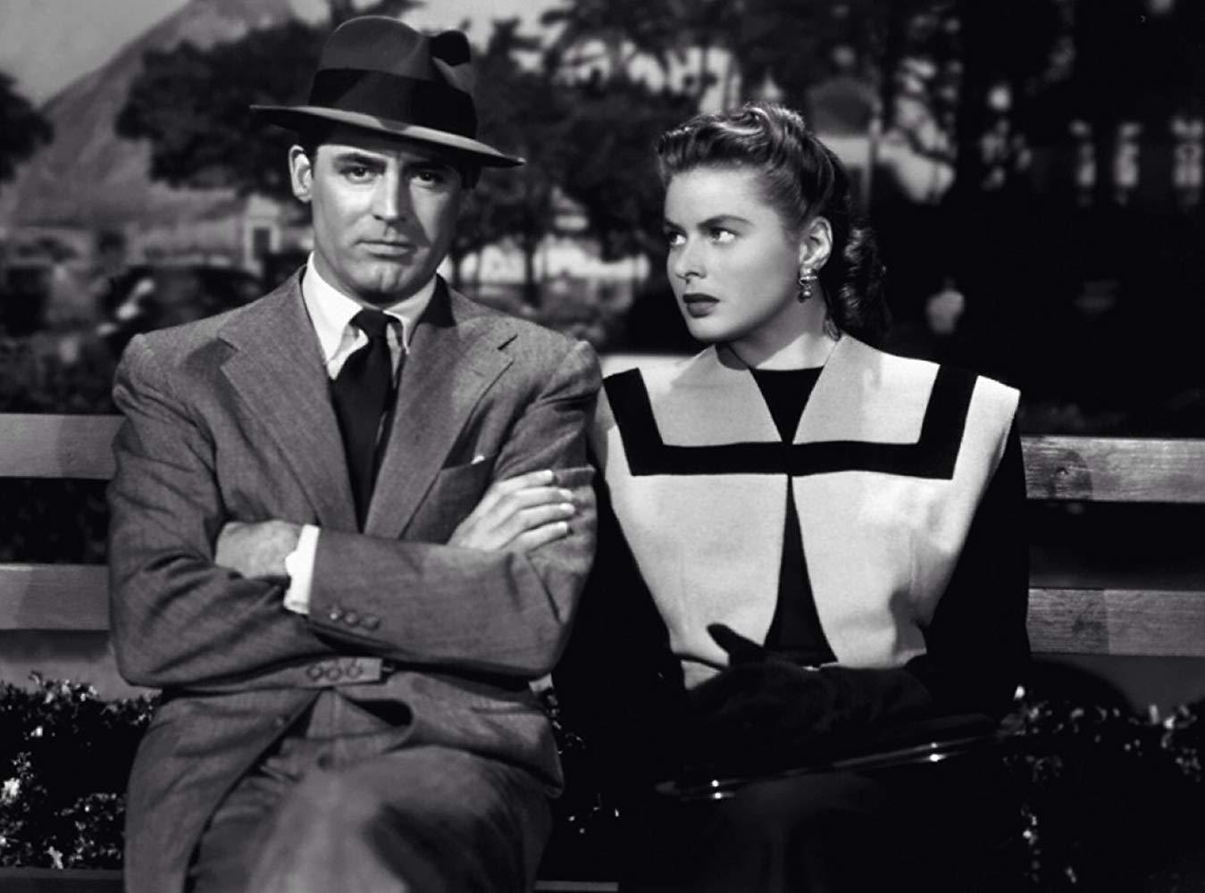 Ingrid Bergman en 'Tuyo es mi corazón'