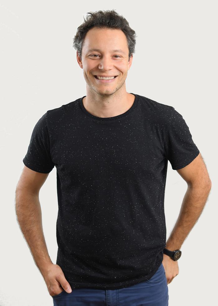 Jonathan Brügger - Master of Science in Architektur ETH