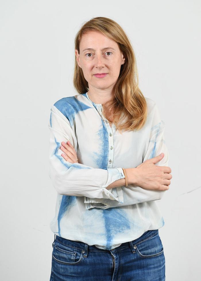 Michèle Mambourg - dipl. Architektin ETH BSA SIA