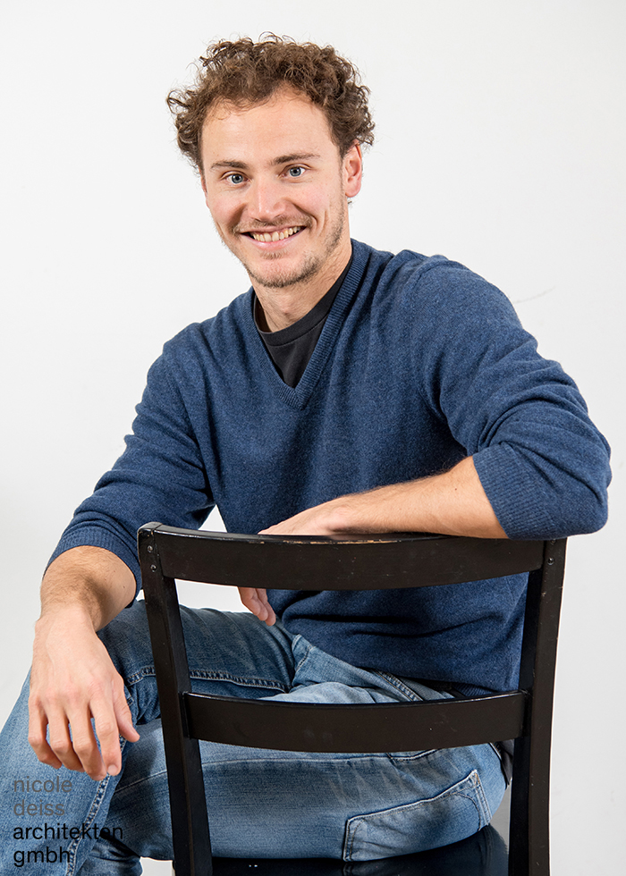 Corsin Raffainer - Master of Science in Architektur ETH