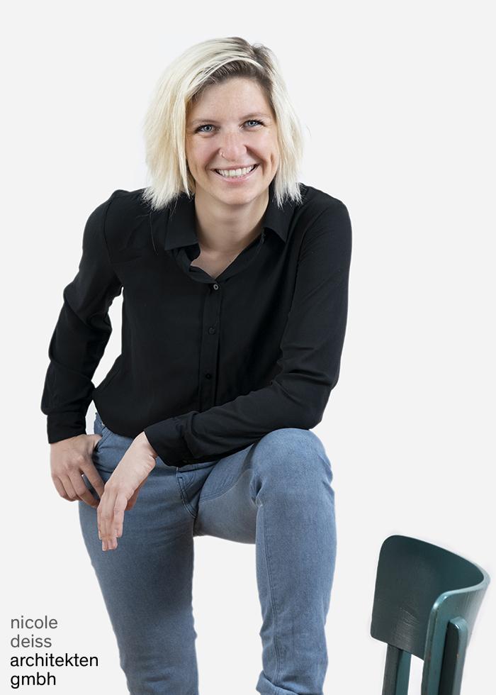 Janina Zollinger - Master of Science in Architektur ETH