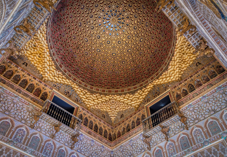 Royal Alcazar, Seville, September 2018