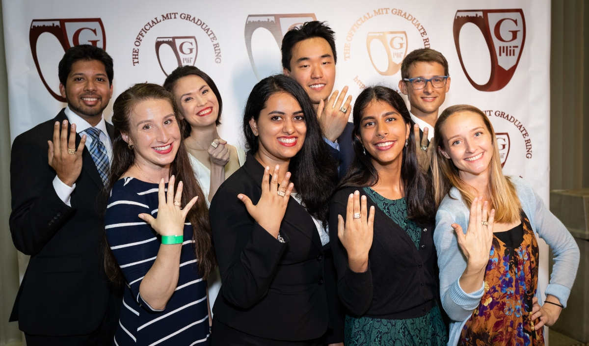 Your GradRat Ring Committee. Learn more about us  here .