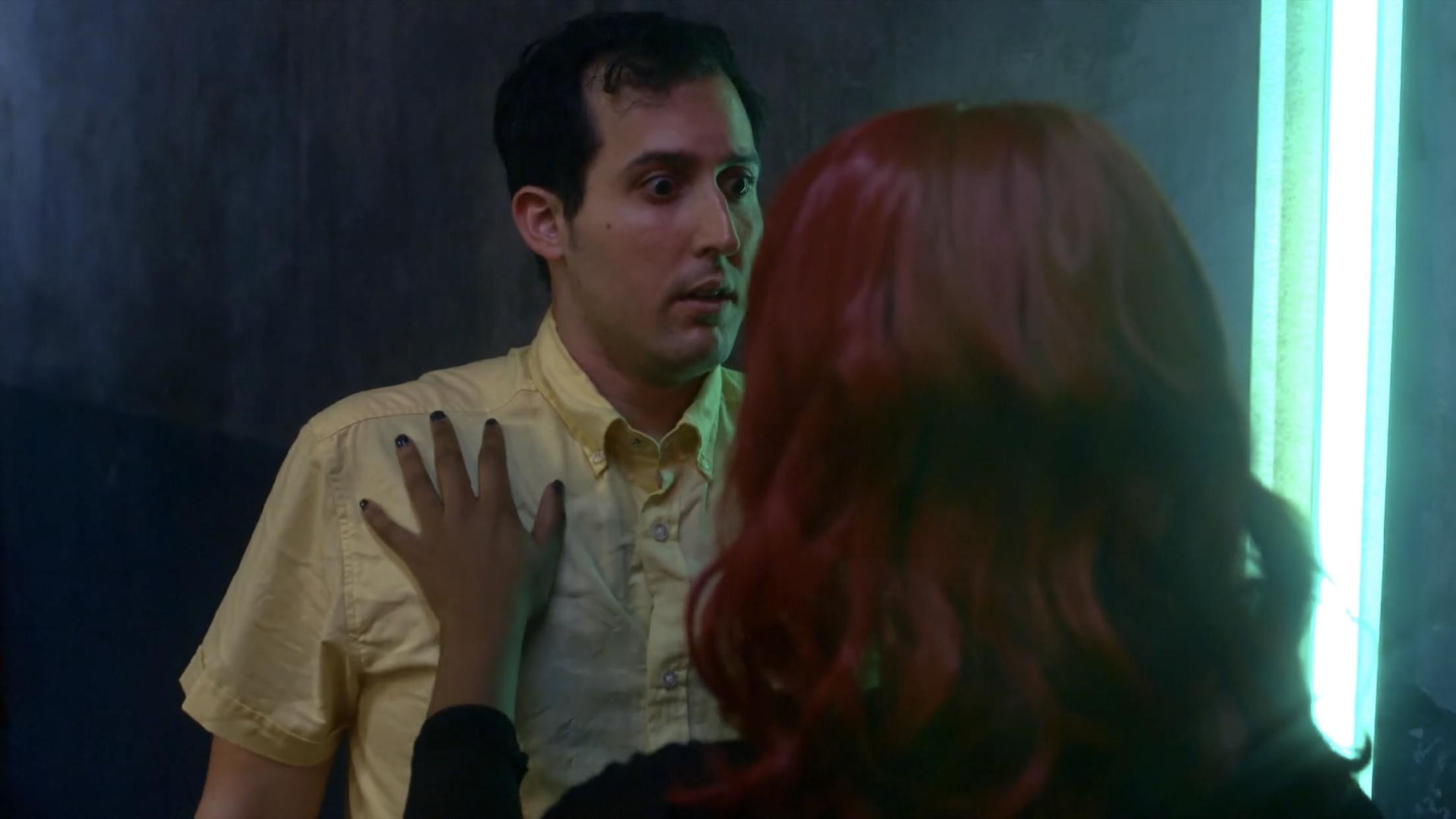"As Chicken Nugget in ""Allegra's Body Shop"", directed by Cecilia Albertini."
