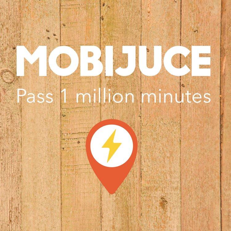 ===================== 立即下載MobiJuce  https://mobijuce.com    #MobiJuce  #充電  #JuceUpYourLife  #1MillionMinutesLuckyUser  #一百萬分鐘幸運兒  #prize