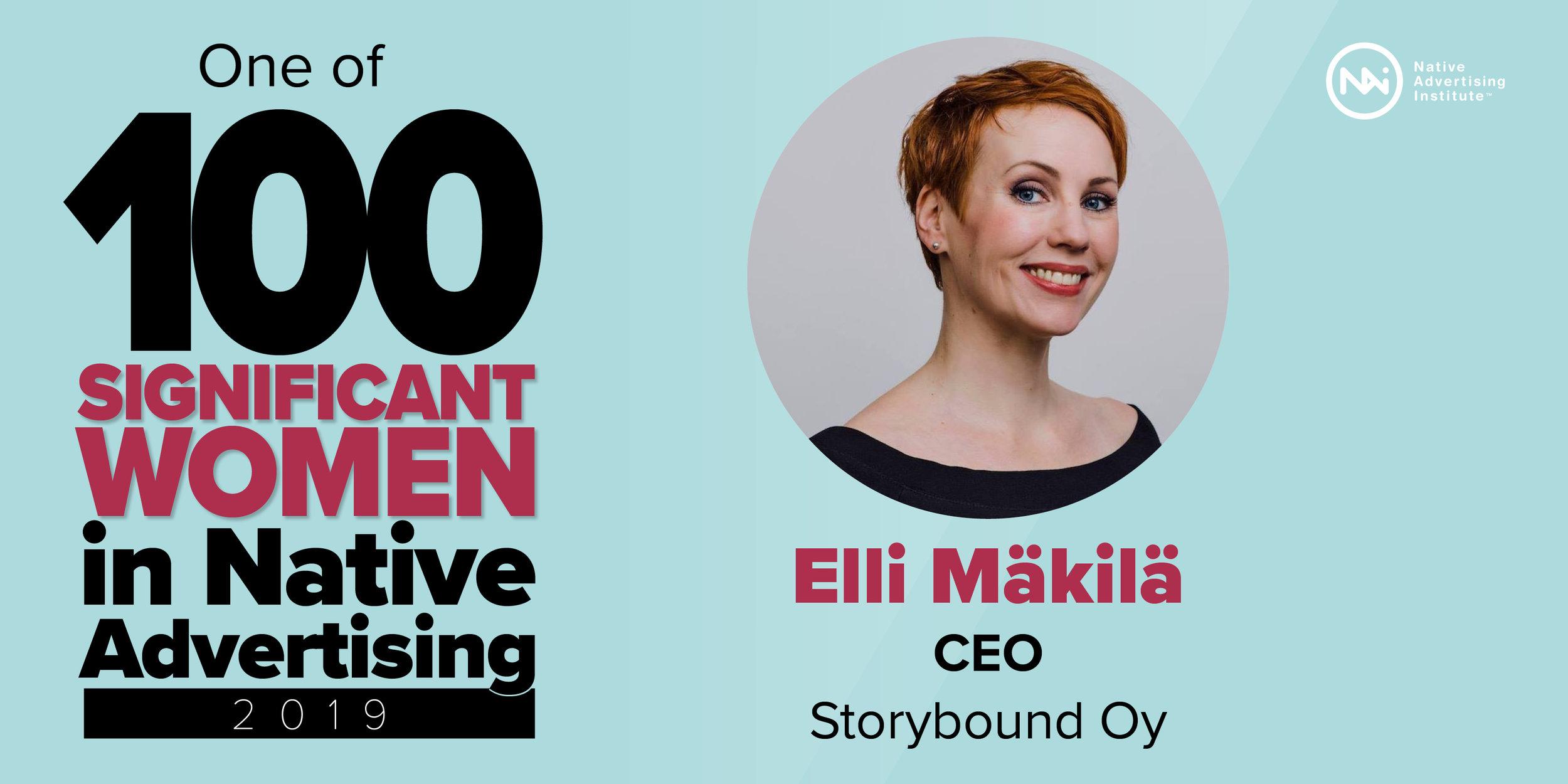 Elli Mäkilä significant woman in native advertising.jpeg