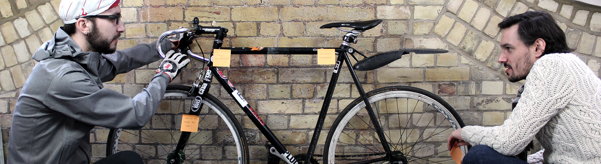 Curventa - User insight research - cycling products - industrial designer - cyclist - bike
