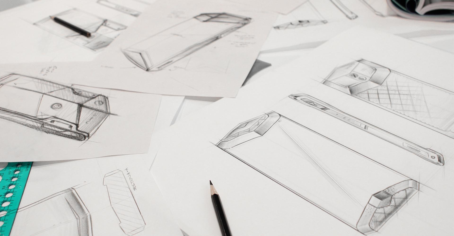 Vertu Venus | Initial sketch session