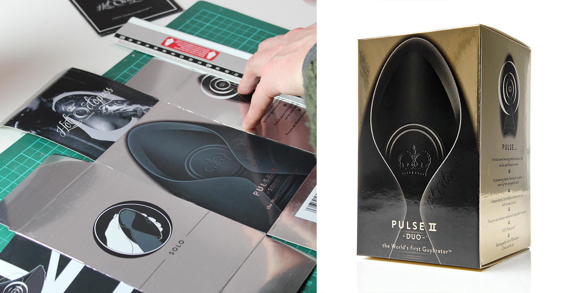 Pulse | Packaging design