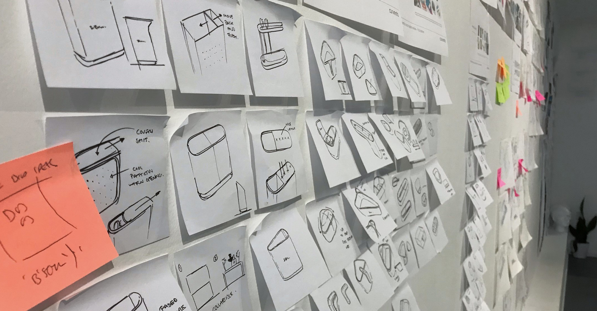 CKS Zeal 2018 range| Initial brainstorm