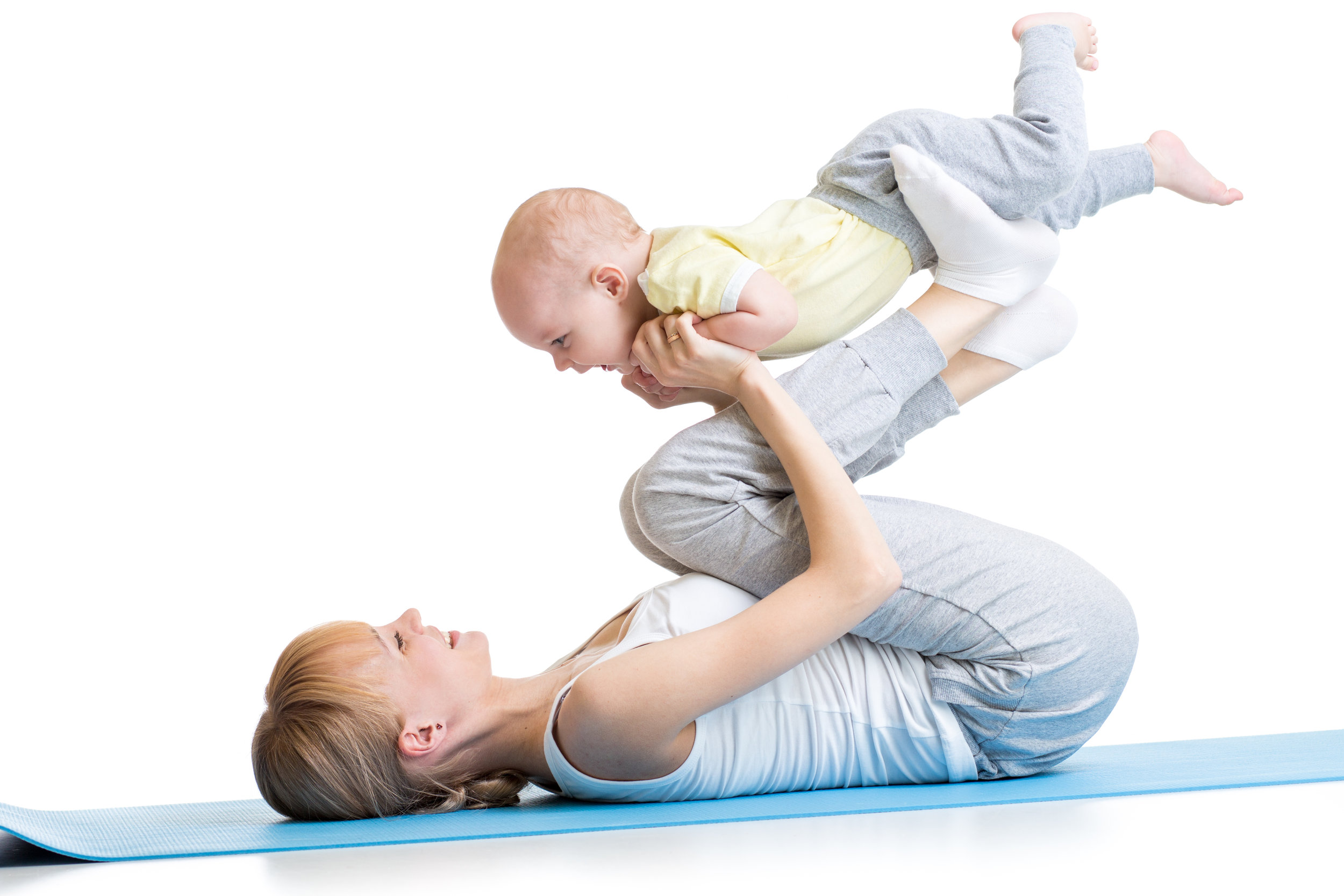 MUMMY & BABY YOGA -