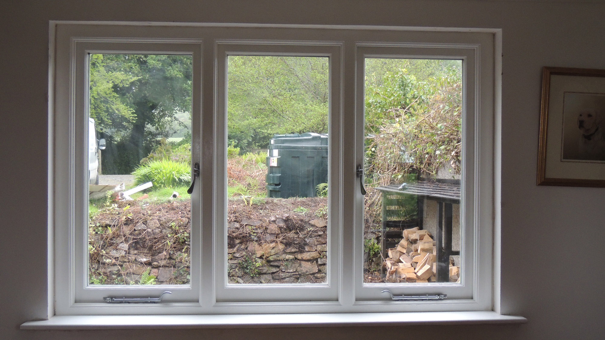 Case windows and sash windows