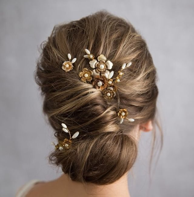 Hair Pins by Miss Clemmie