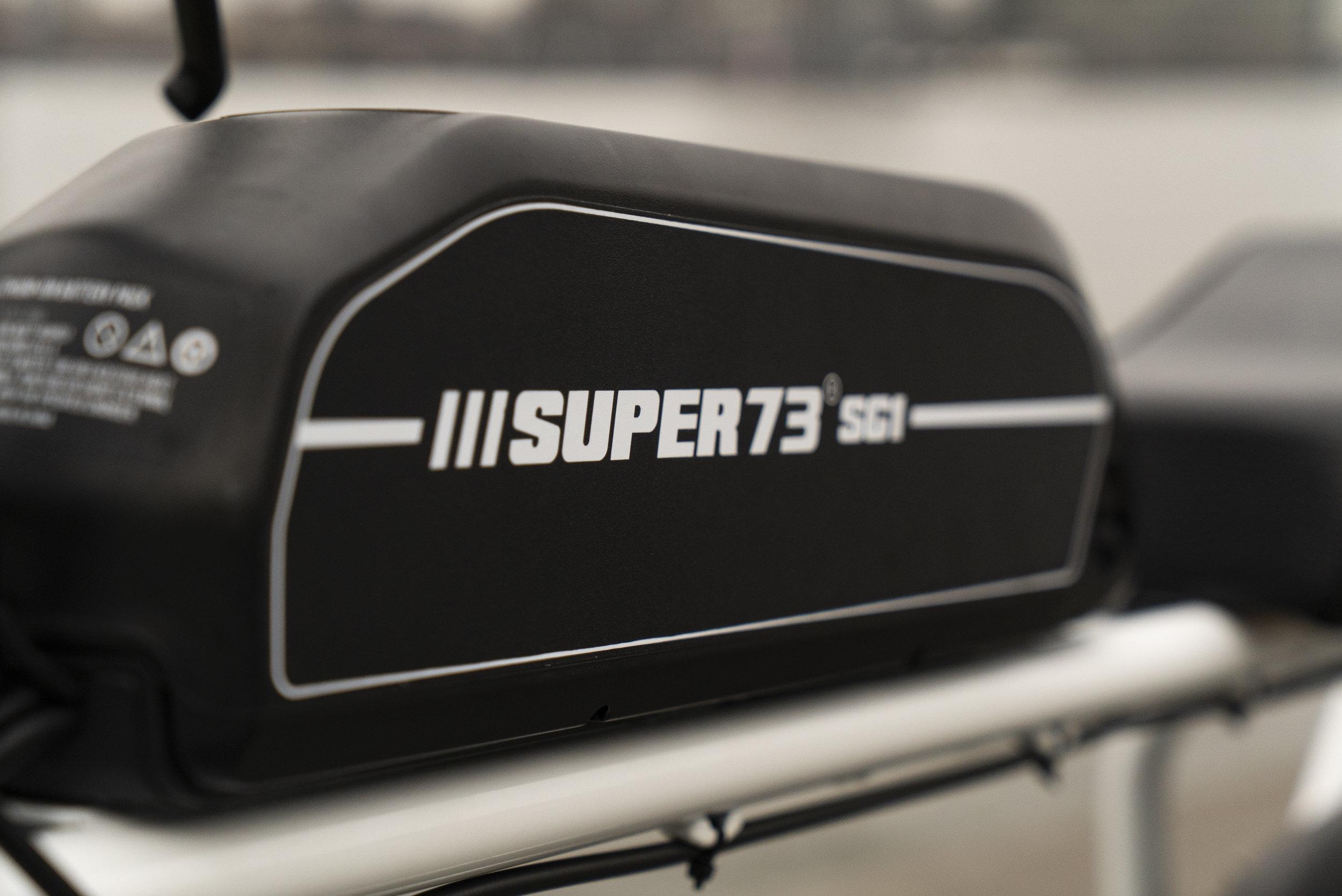 Super 73 SG1 Wit