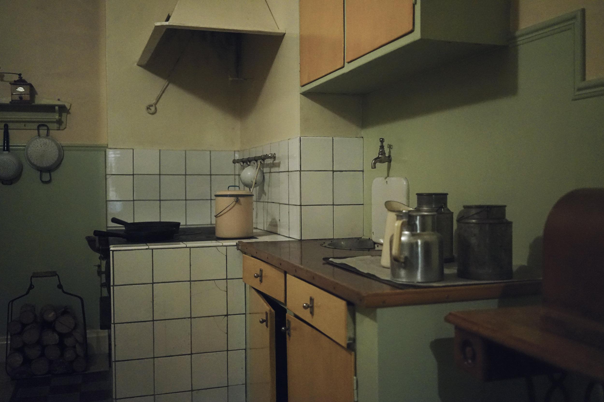 Kök från 1940-talet