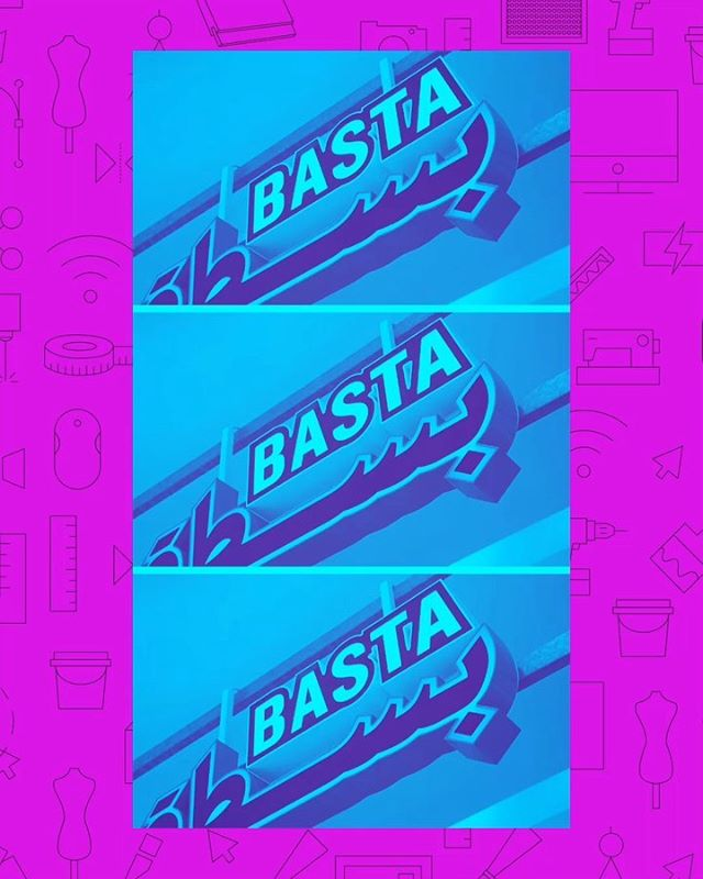 "Great news!🔥🤯💥 If you are still interested to purchase one of Tasmeem Doha merchandise. You can find our ""Basta"" pop-up shop at the BFA + MFA show @vcuqatar, this Saturday, May 4 from 3 to 5pm.  Free and open to all🎉  #tasmeemdoha#hekayattasmeem#vcuartsqatar#merchandise#exhibition#graduation#classof2019"