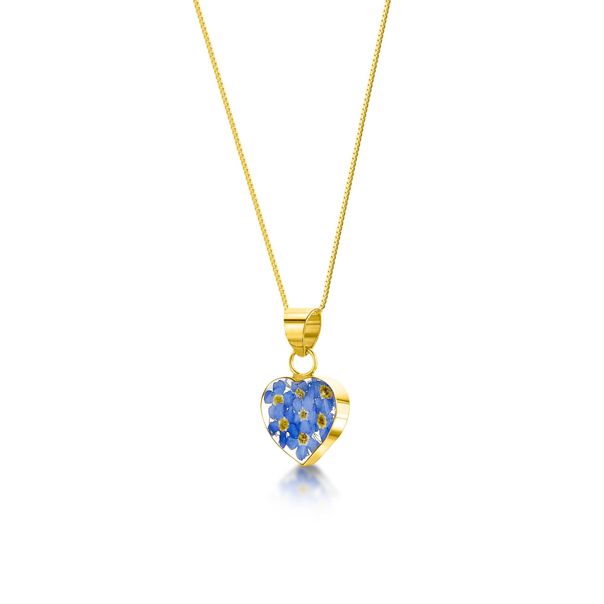 Shrieking Violet Flower Jewellery M A Y B U G S