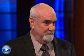 Charlie's friend from high school and former brother-in-law Jim on Dr. Phil