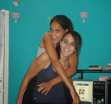 Sarah and Amina