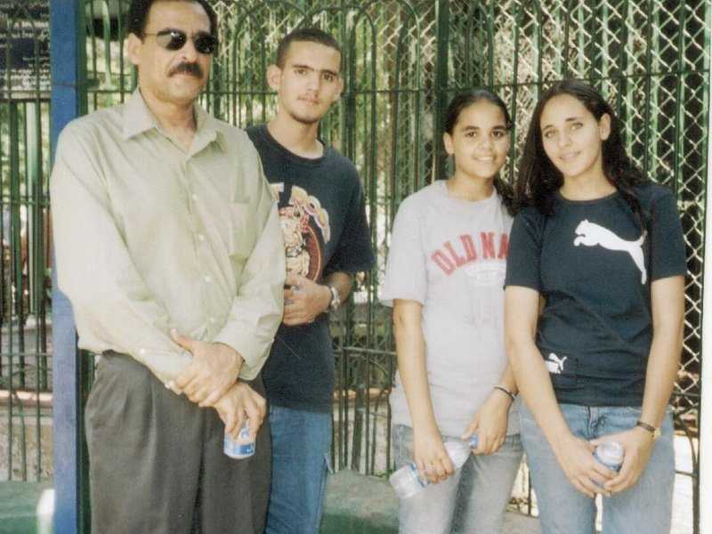 Yaser, Islam, Sarah, and Amina