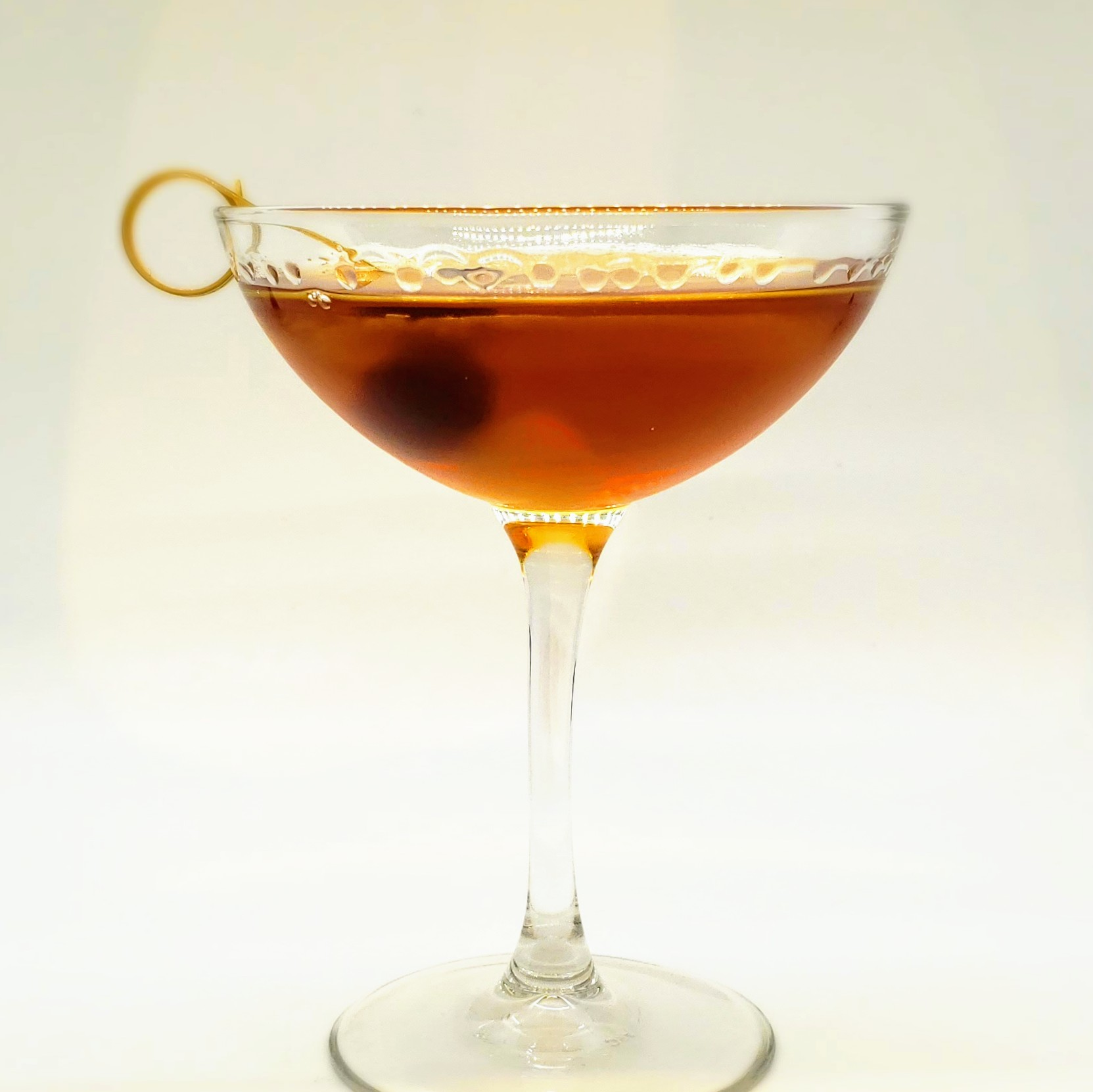 Maple in a Pear Tree cocktail