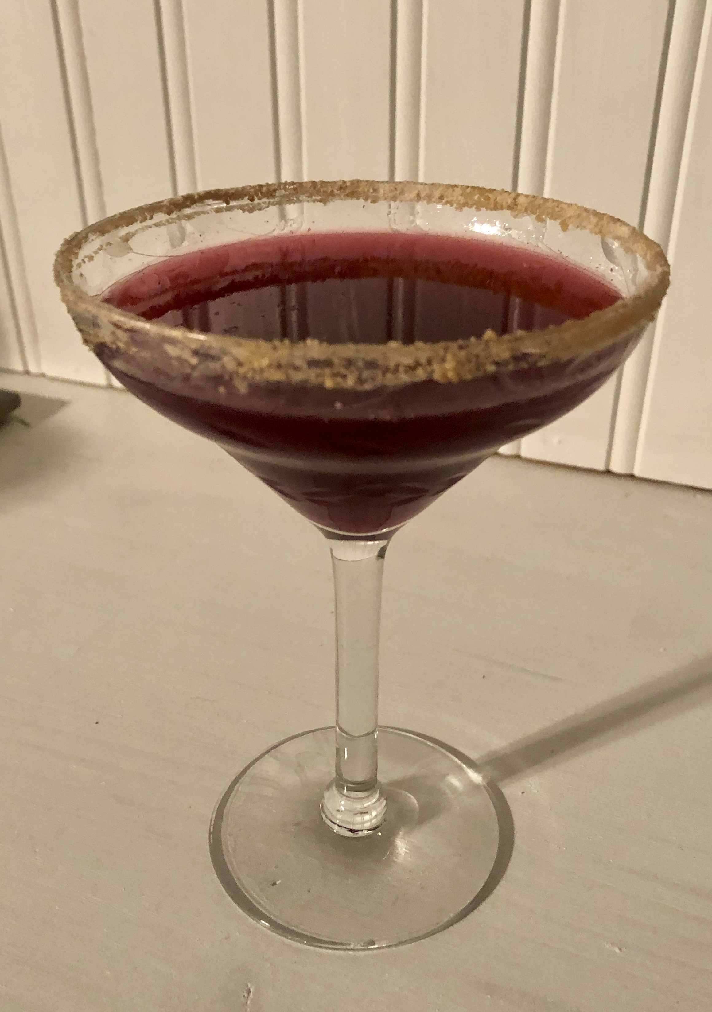 Sugar House Widow cocktail