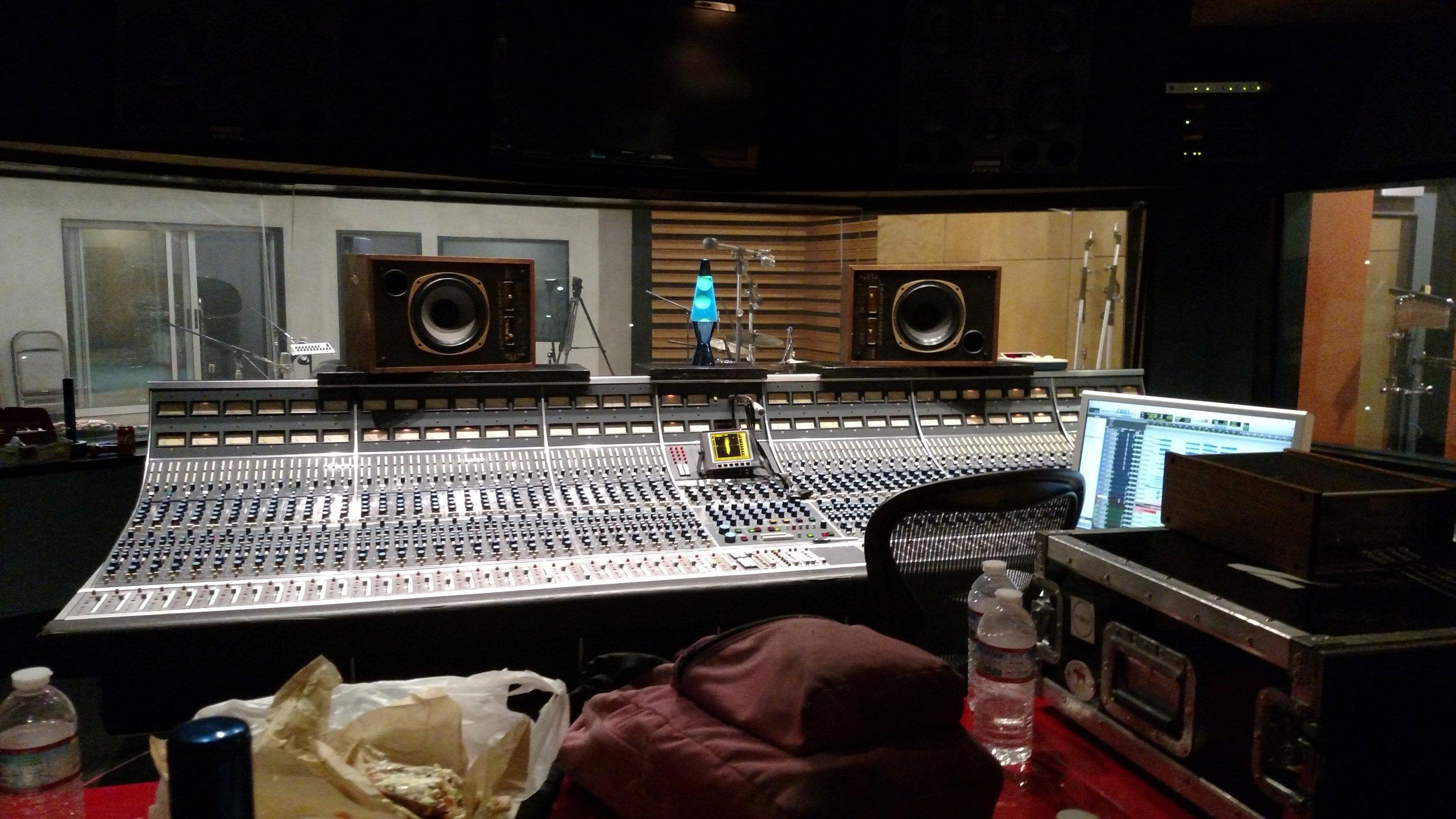 Jeff Pifher-NRG Recording Console.jpg