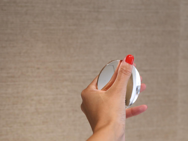 Vanskelig å ta en Obagi-kur uten dette pudderet fra Jane Iredale. Foto: Nina Buzzi