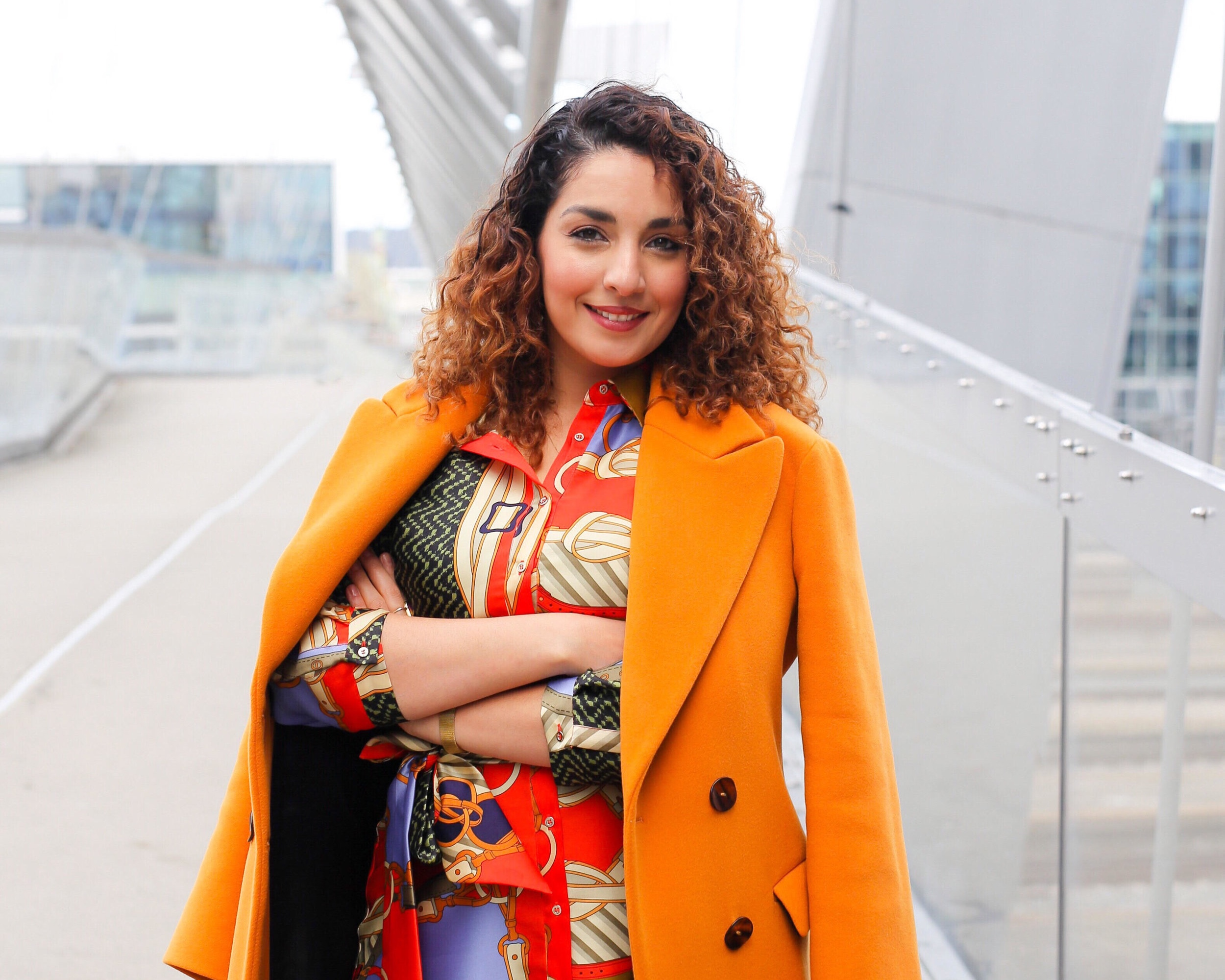 Nassima Dzair. Foto: Nina Buzzi