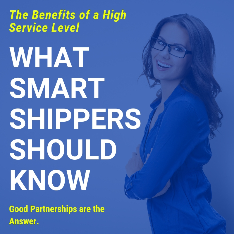 What Smart Shippers Should Know - Smart shippers are always looking for ways to boost efficiency and productivity and to balance that with cost efficiency.