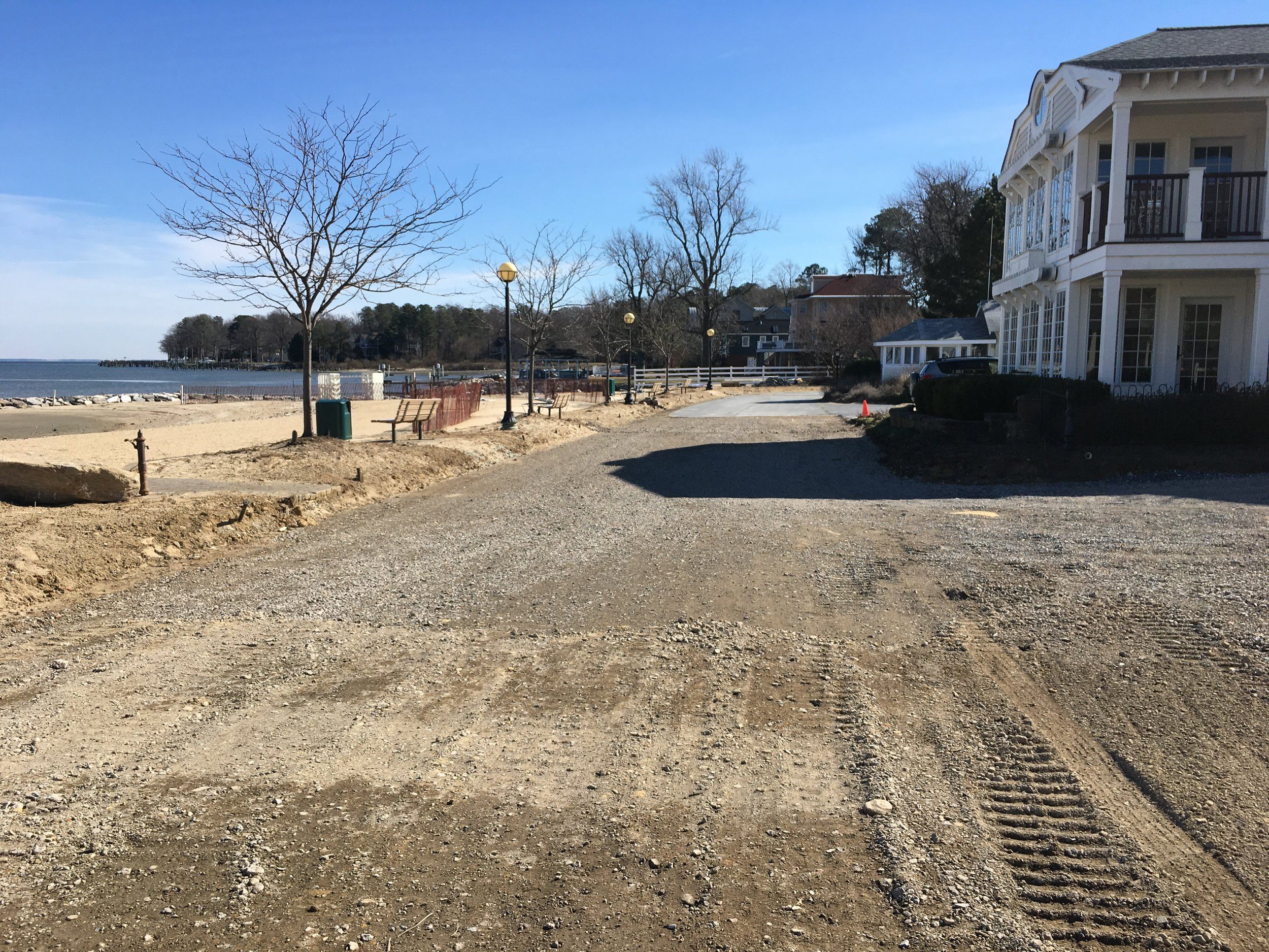 Herrington Harbor South  Maritime Project by Bay Engineering, Inc