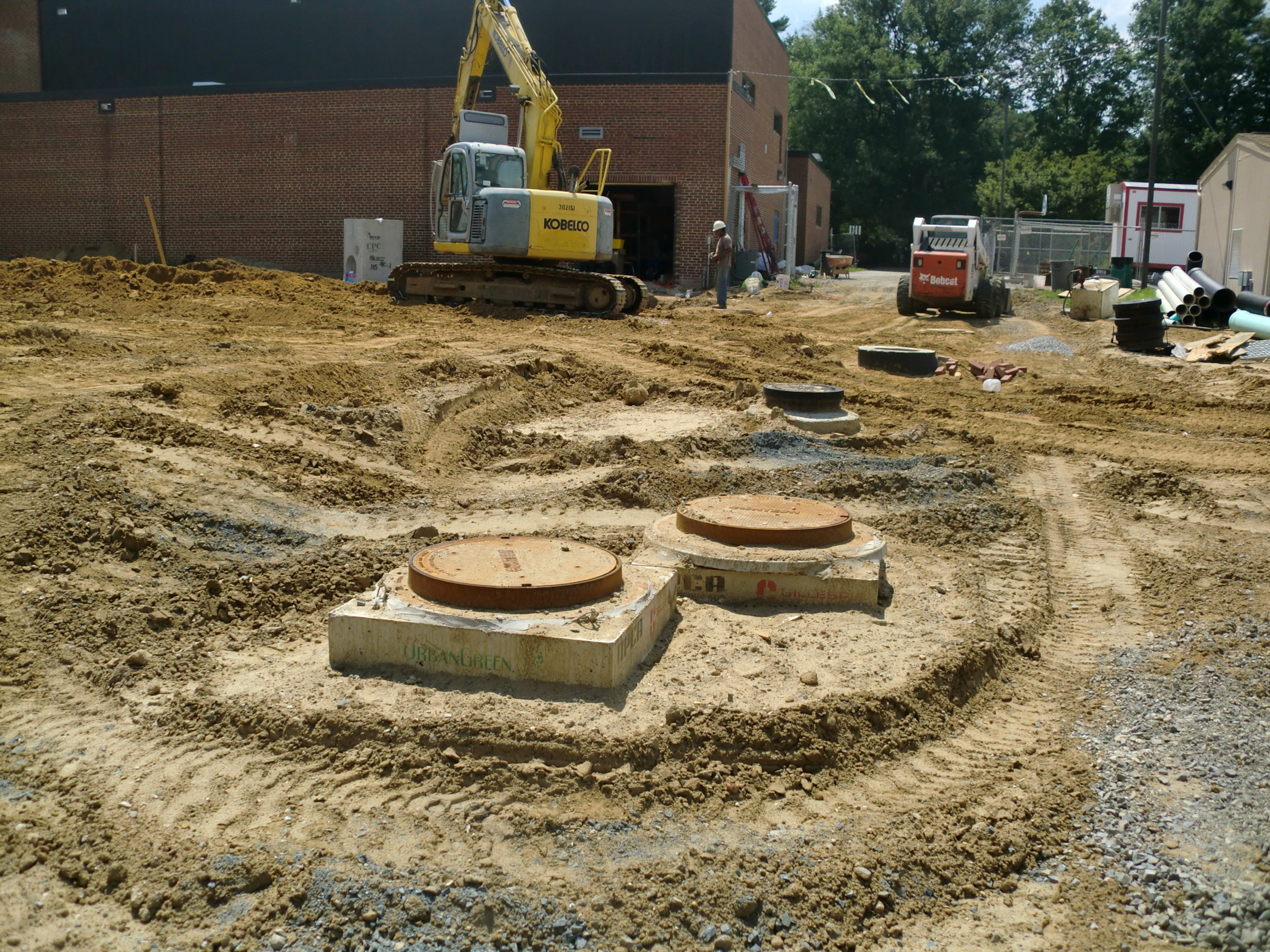 Severna Park Elementary School  Project by Bay Engineering