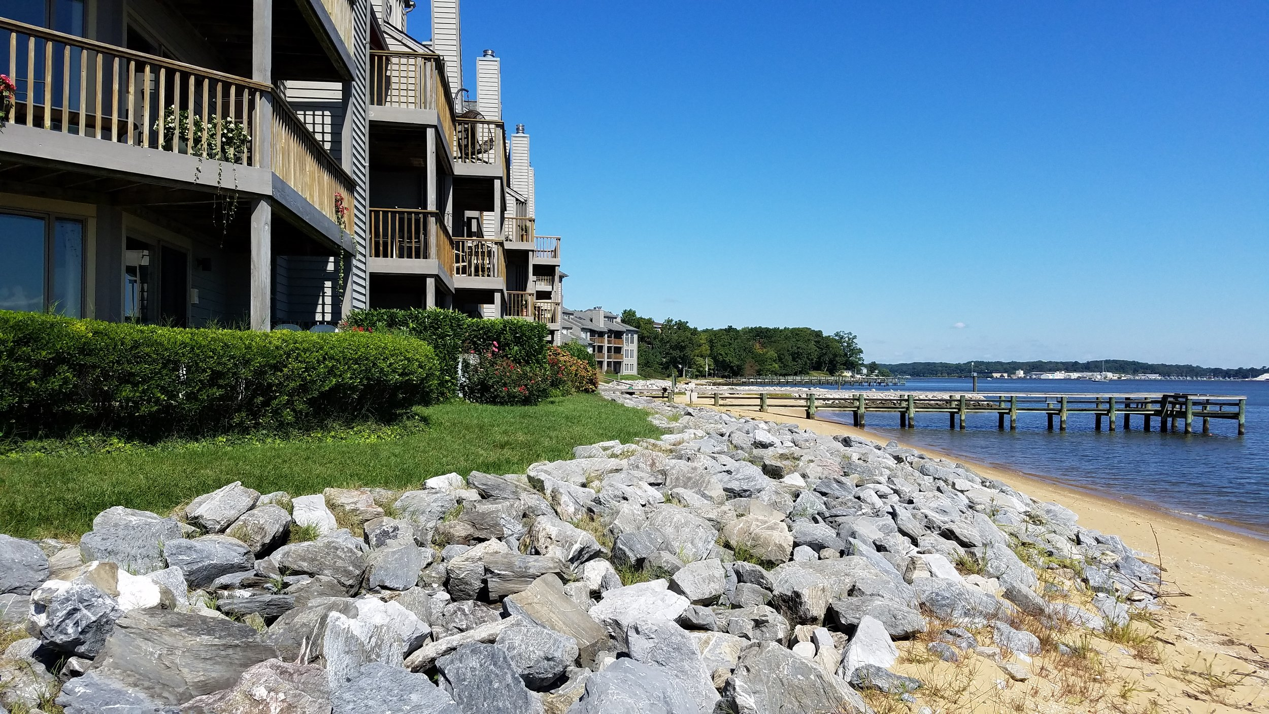 Chesapeake Harbour Residential Project by Bay Engineering, Inc