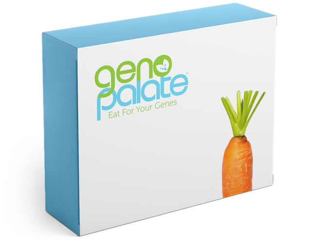 GenoPalate: DNA Kit - $169.00 (Limited Offer)