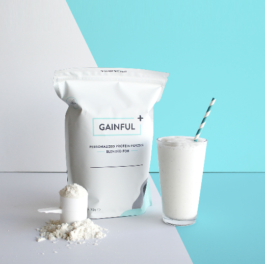 Gainful: 1 Month Supply + Bottle - $49.00