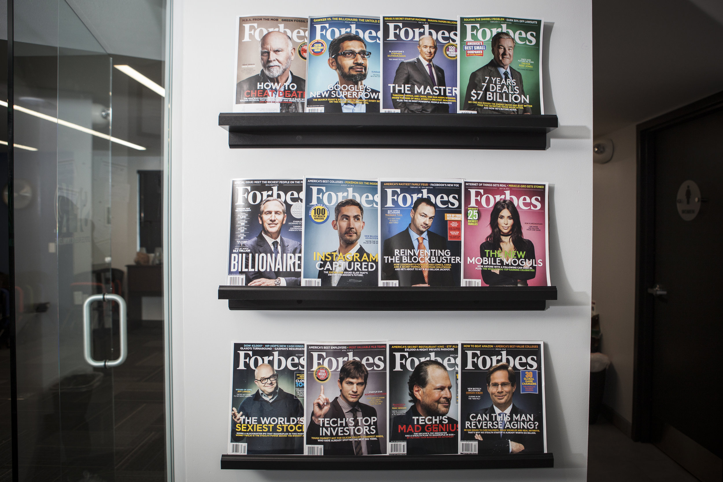 forbes books publications