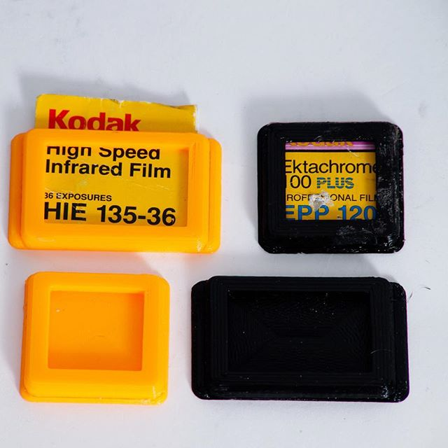 About a week ago I got a pretty simple request through the websites product request form. Film Box Tab Holders. Now available at cameradactyl.com/buttergrip.  #analogcamera  #filmcamera #120film #35mm #35mmfilm #filmcamera #slr #rangefinder #filmphotography  #kodakfilm