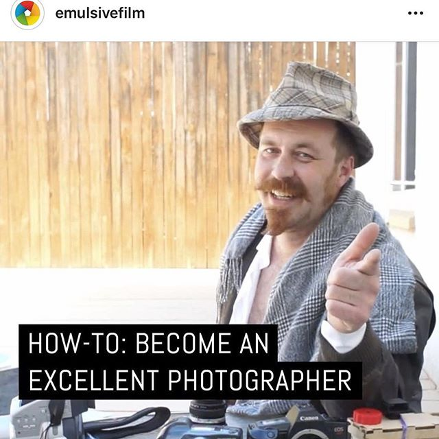 I made a little video to share my vast knowledge of the phot bizness. You can school yoself at emulsive.org