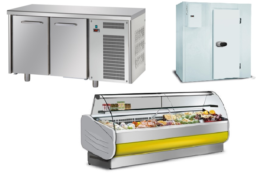 RefrigerazioneLa Refrigerazione al miglior rapporto qualità-prezzo. -