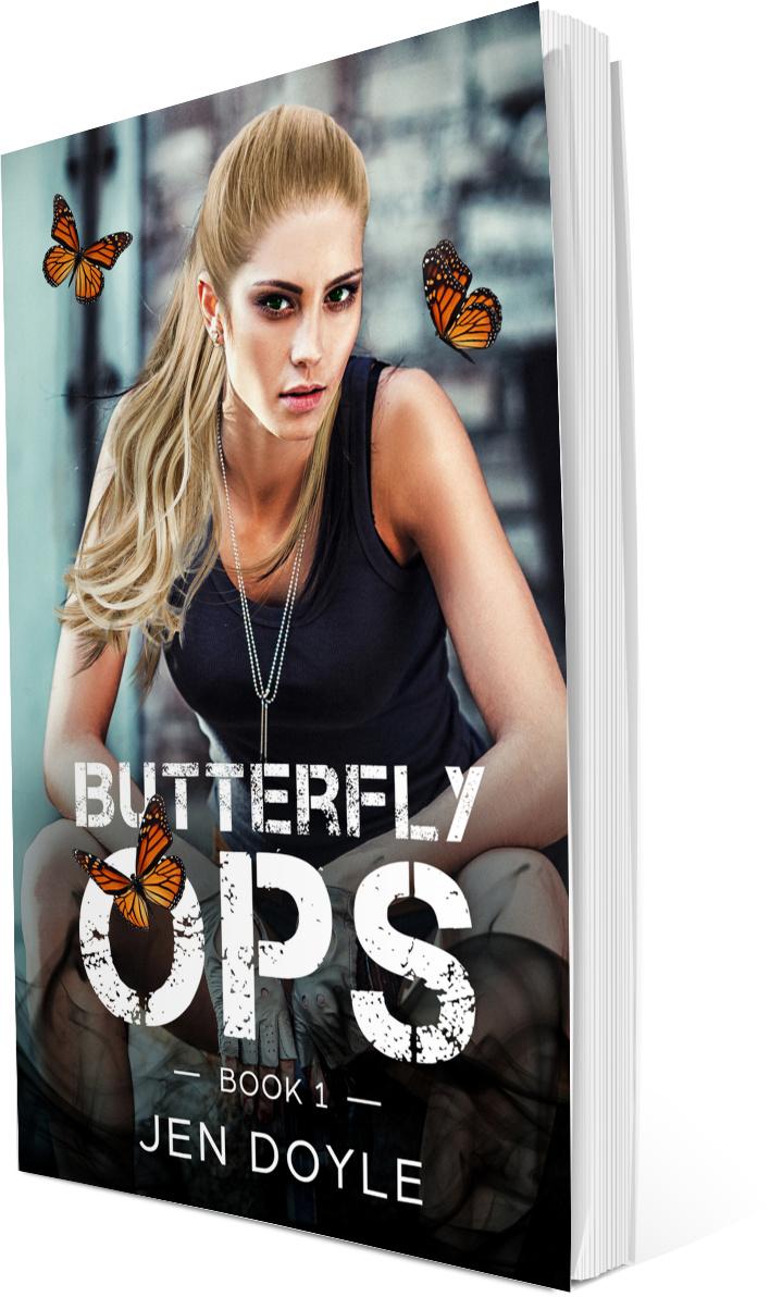 Butterfly ops by Jen Doyle epub pdf