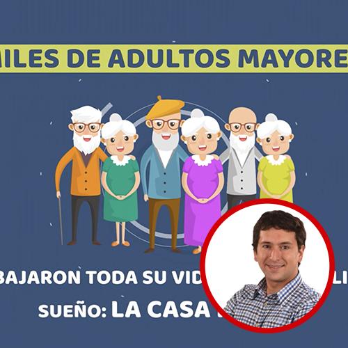 Adultos mayores, la gran deuda - Cristián Araya09 de Octubre 2018