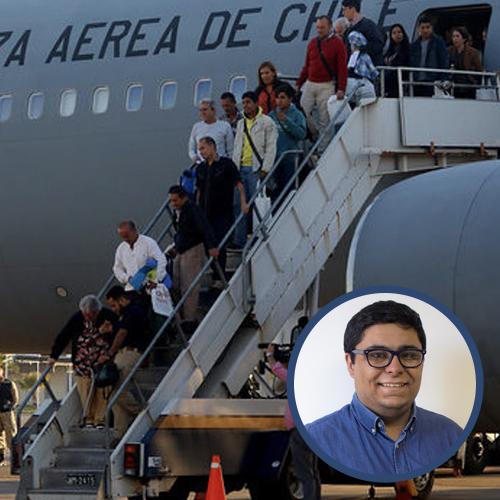 El drama de escapar del socialismo - José Carlos Meza05 de Febrero 2019