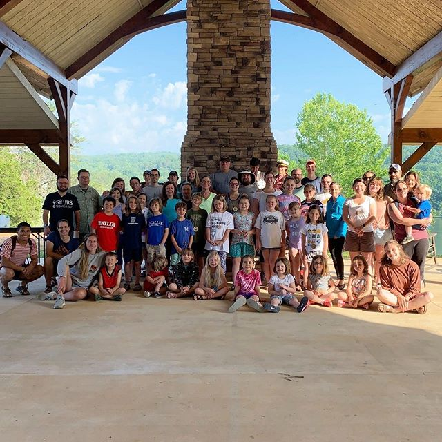 We 💛 Family Camp! Thanks for a wonderful weekend!