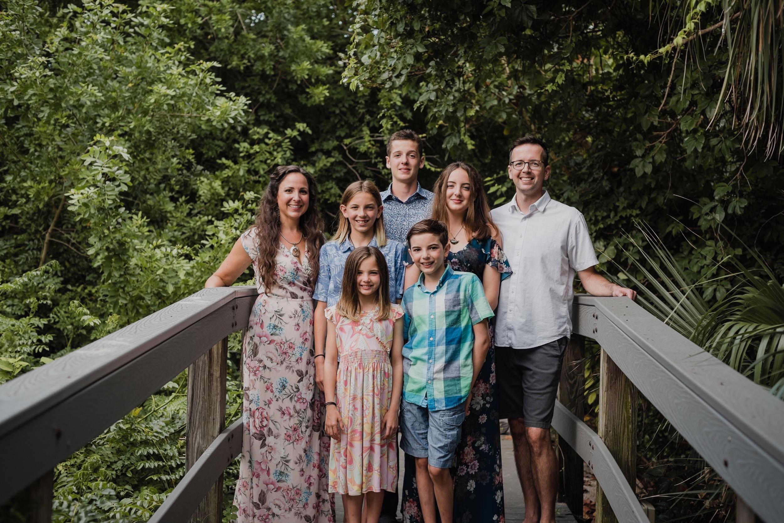 Hunter Family Summer 2019
