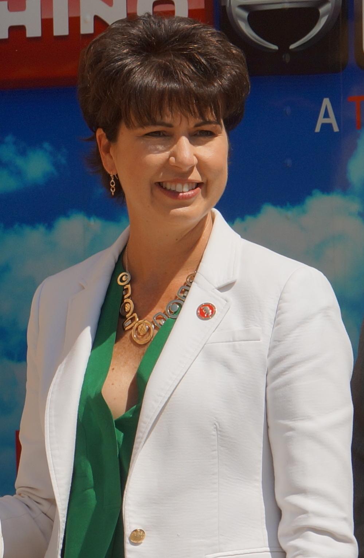 Sen. Leyva in 2015
