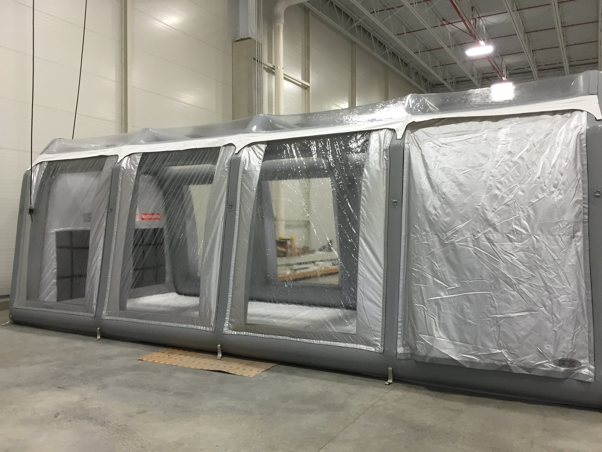 LARGE WORKSTATION - (28x15x9.1)This unit will fit all full size cars, trucks and SUV's with ease, as well as the full size sprinter and high top vans.